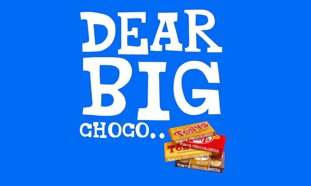 Dear Big Choco.. we copied you, now please copy us