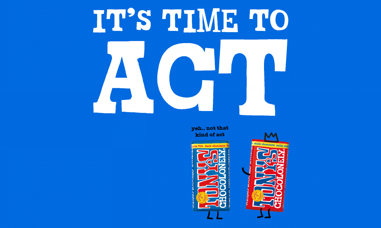 It's time to act!
