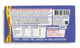 dark milk pretzel toffee 42%