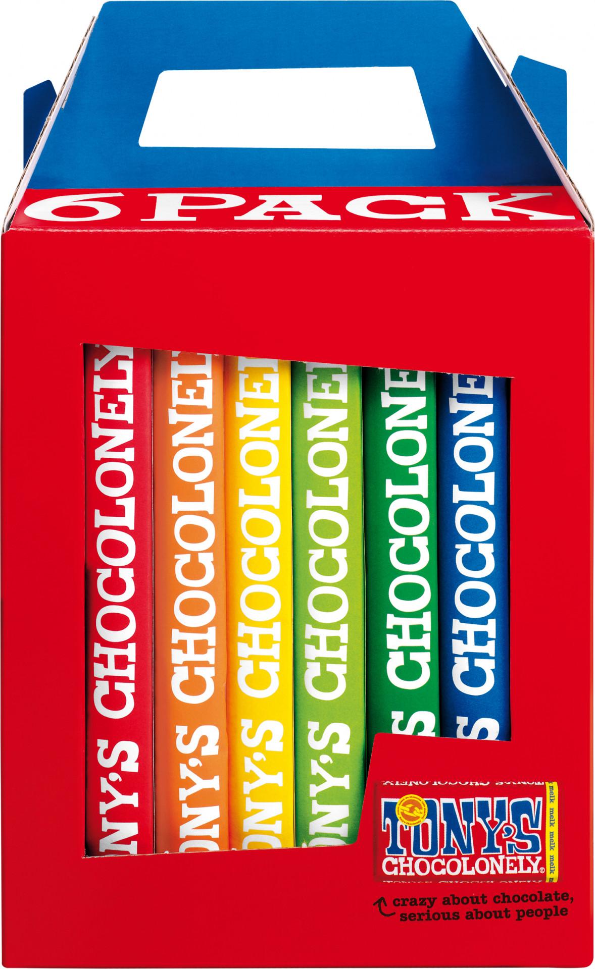 rainbowpack classics 6-pack