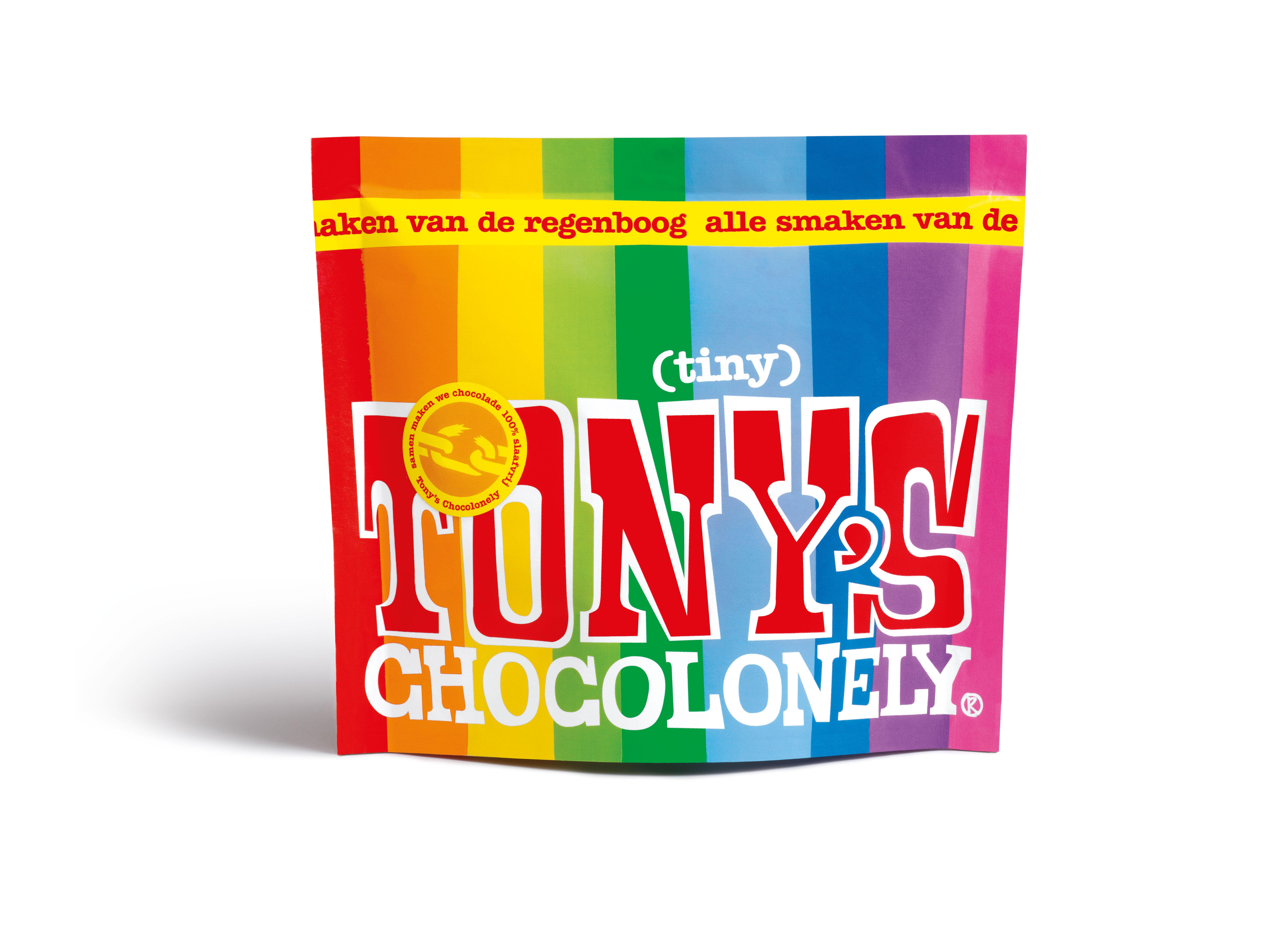 Tiny Tony's mix pouch