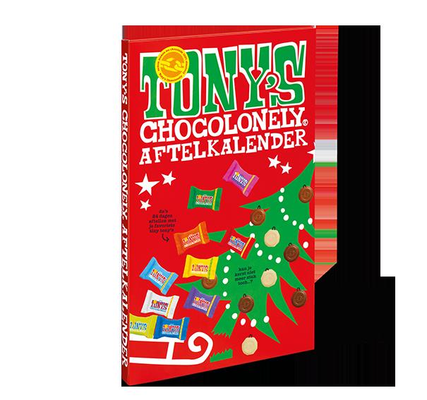 NIEUW kerst aftelkalender