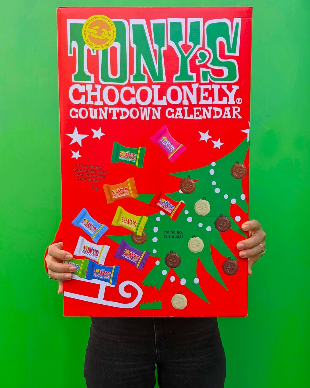 NIEUW Tony's kerst adventskalender