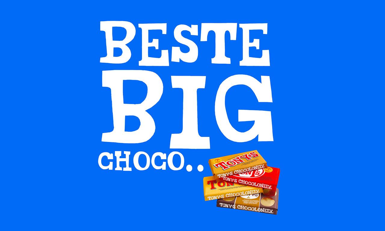 Beste Big Choco.. wij hebben jullie gekopieerd, nu is het jullie beurt om ons te kopiëren.