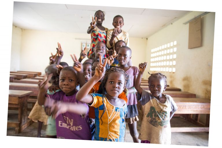 fund for schooling farmer's kids