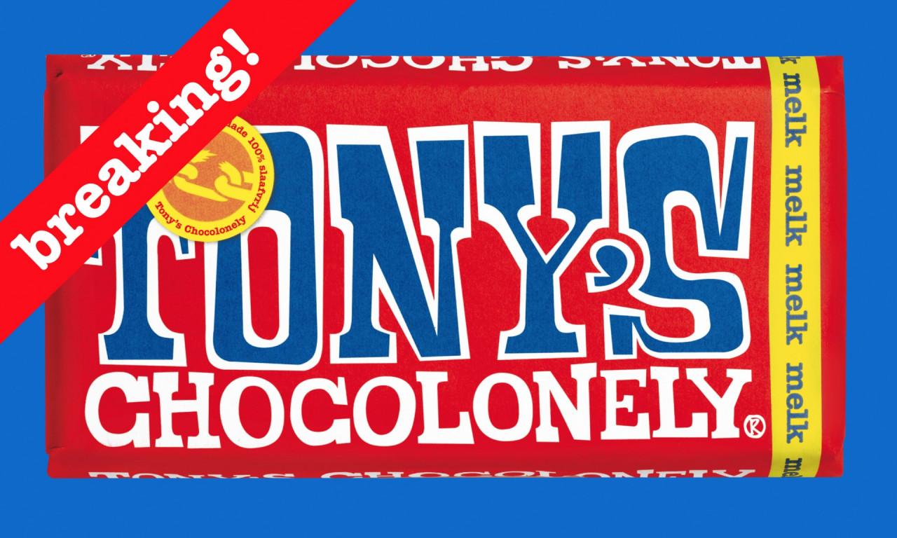 Tony's Chocolonely maakt gang naar de Beurs