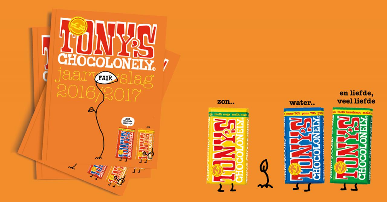 Tony S Spreekbeurtpakket Tony S Chocolonely