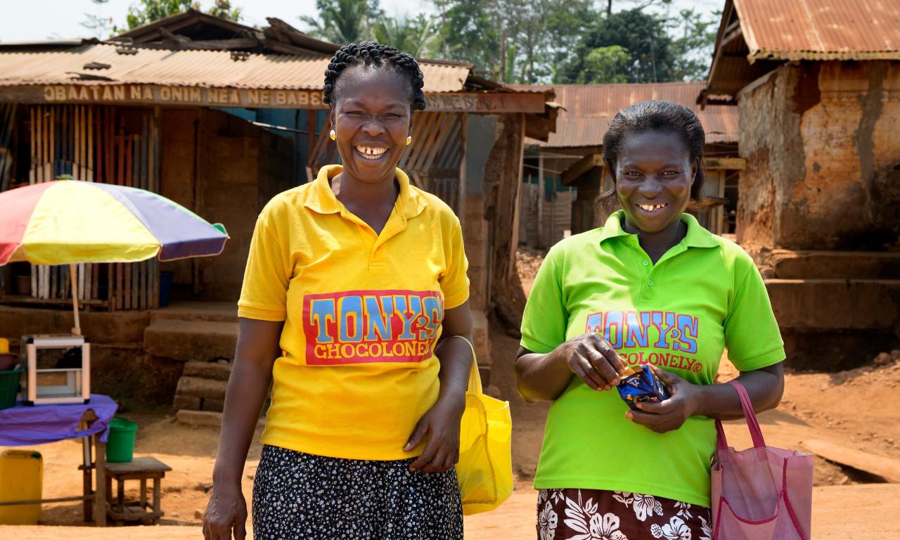 West-Afrikaanse boerinnen verdienen nóg minder