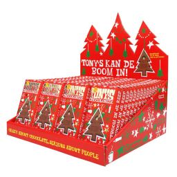 Toonbank display kerst