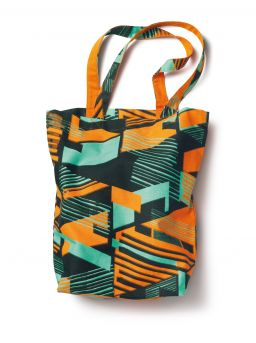 Limited Tote Bag Afriek Green/Black 2018