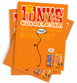 tony's annual report 2016 - 2017