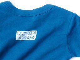 romper blue Tiny Tony