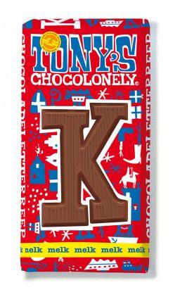 letterreep melk K