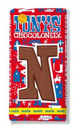 letter bar milk N