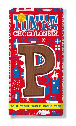 letter bar milk P