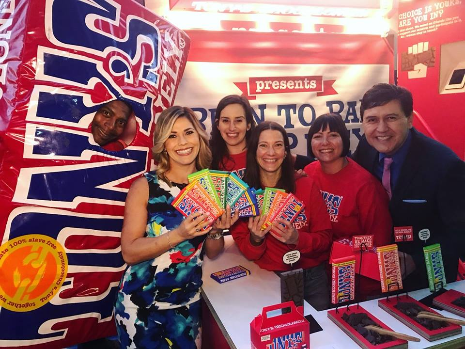 """Thanks for having us<a class=""""notranslate"""" href=""""https://www.instagram.com/12newsaz/"""">@12newsaz</a>! We had such a blast sharing our chocolate and our story with you 🍫🎥<br />Hey Phoenix! Want to check out our Bean to Bar Journey? We'll be at Arrowhead Towne Center today from 10-2 and then at Surprise Stadium from 4-6. See you soon!"""