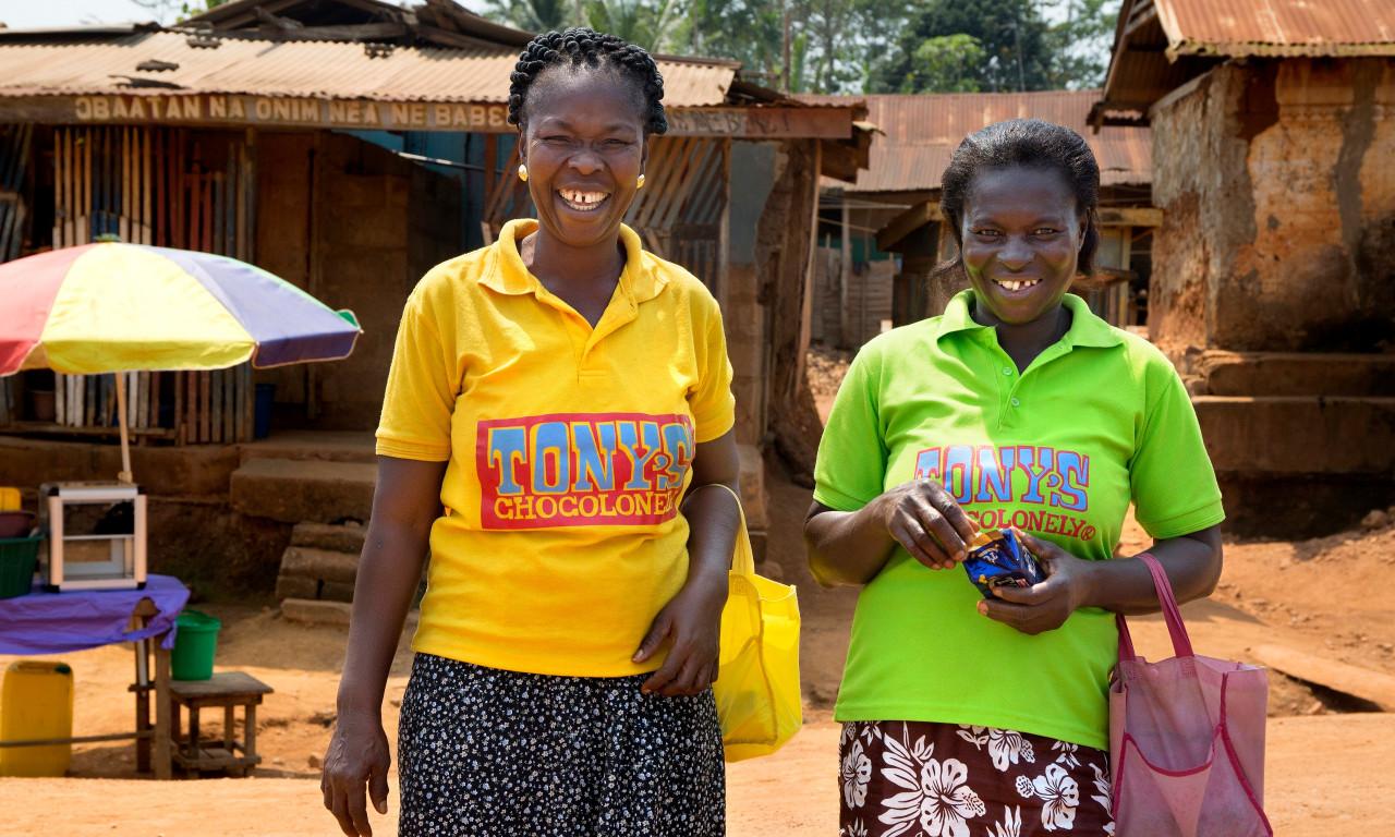 West African female farmers earn even less