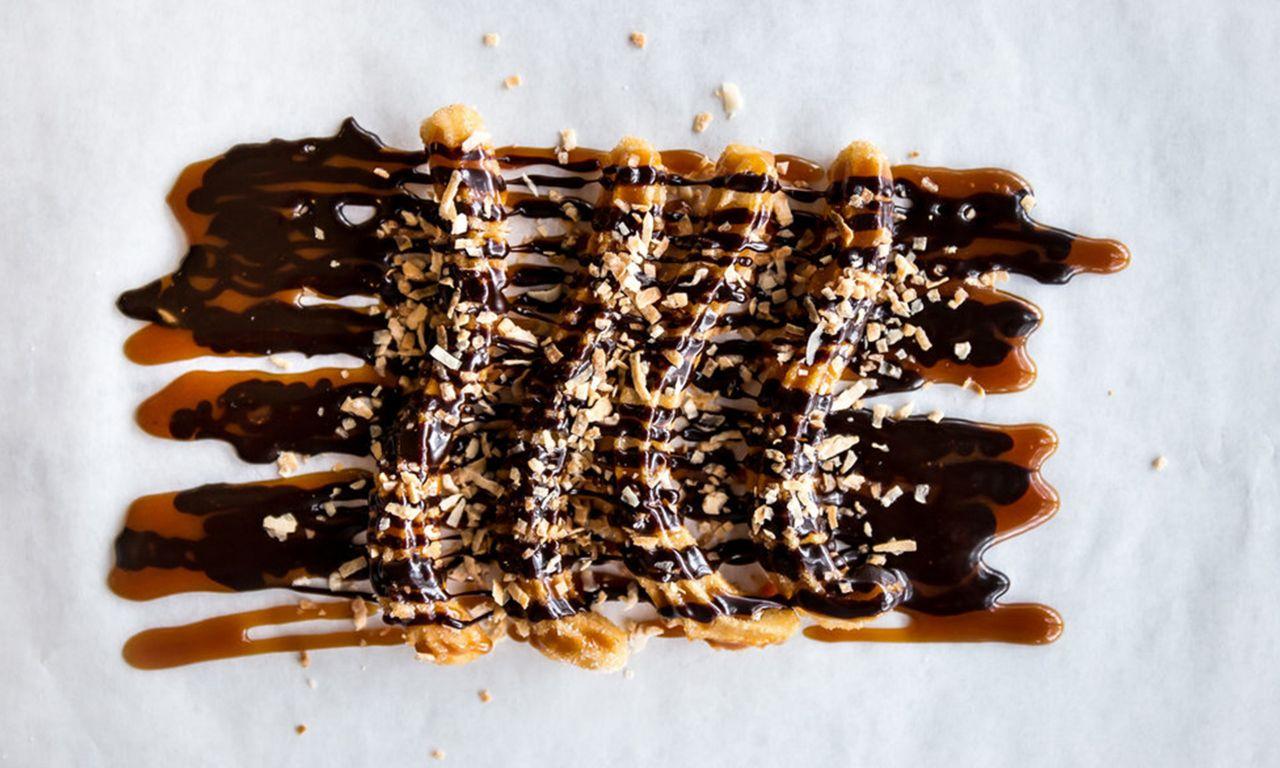 Tony's Chocolate Xurro Fries