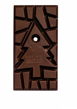 dark chocolate candy cane 51%