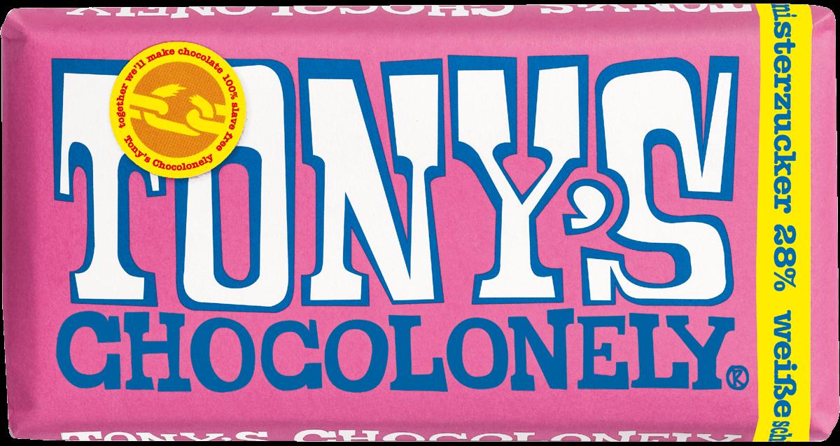 Weiße Schokolade mit Himbeere und Knisterzucker