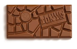 Vollmilchschokolade 32% Karamell Meersalz